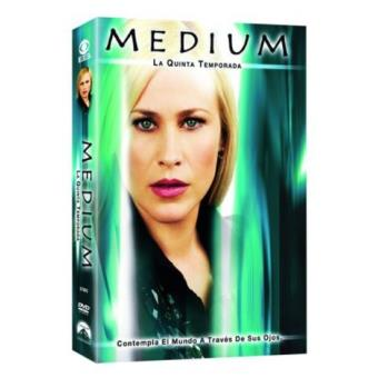 Medium - Temporada 5 - DVD