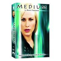 Medium - Temporada 5 - DVD