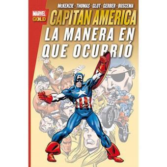 Capitan América: La manera en que ocurrió