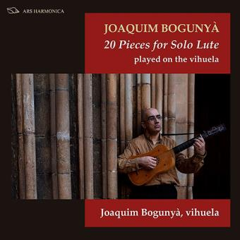 20 Pieces for Solo Lute