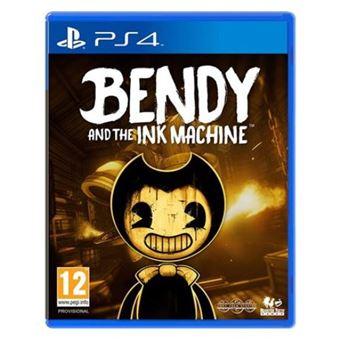 Bendy And The Ink Machine Ps4 Para Los Mejores Videojuegos Fnac
