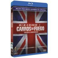 Carros de fuego - Exclusiva Fnac - Blu-Ray + CD