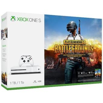 Consola Xbox One S 1TB + PlayerUnknown's Battlegrounds