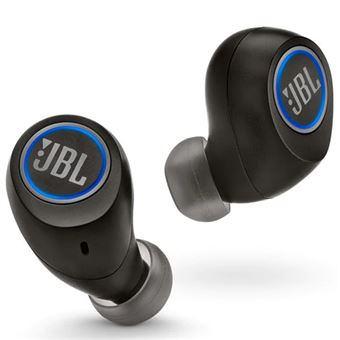 Auriculares Bluetooth JBL Free True Wireless Negro