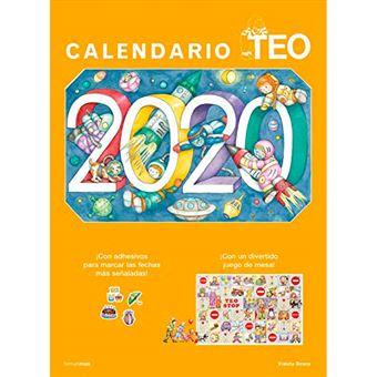 Calendario 2020 Teo