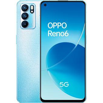 OPPO Reno 6 5G 6,44'' 128GB Azul