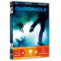 Chronicle (Versiones cinematográfica y extendida) (DVD + Blu-Ray) - DVD