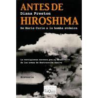 Antes de Hiroshima