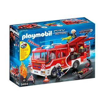 Playmobil City Action Camión de bomberos