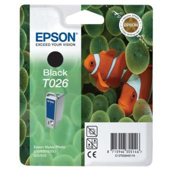 Epson T026 Tinta negra