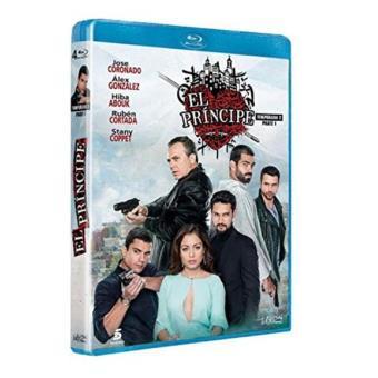 El príncipe  Temporada 2 - 1ª Parte - Blu-Ray