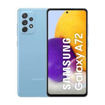 Samsung Galaxy A72 6,7'' 128GB Azul
