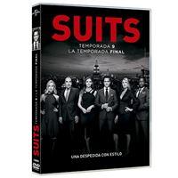 Suits Temporada 9 - DVD