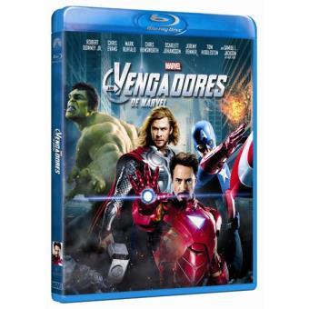 Los Vengadores - Blu-Ray