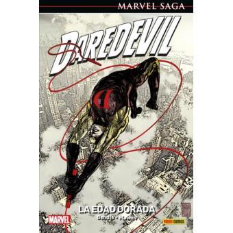 Marvel Saga 40. Daredevil 12. La edad dorada