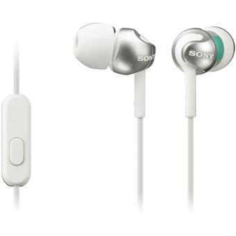 Auriculares Sony MDR-EX110AP Blanco