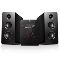 Microcadena Bluetooth LG CM2760 Negro