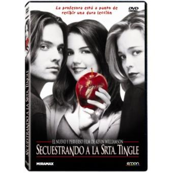 Secuestrando a la señorita Tingle - DVD