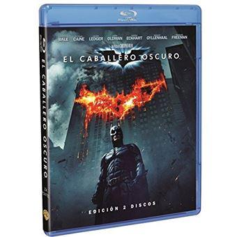 El caballero oscuro - Blu-ray + cómic