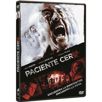 Paciente cero - DVD