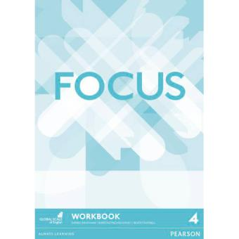 Focus: BrE 4. Workbook