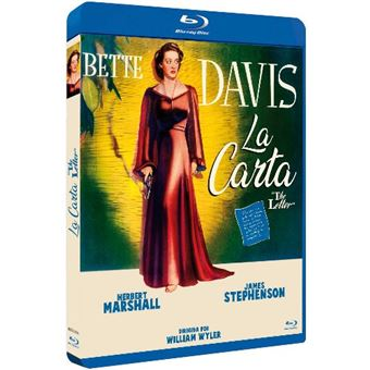 La Carta - Blu-ray