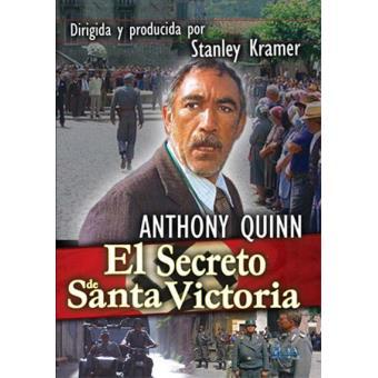El secreto de Santa Victoria - DVD