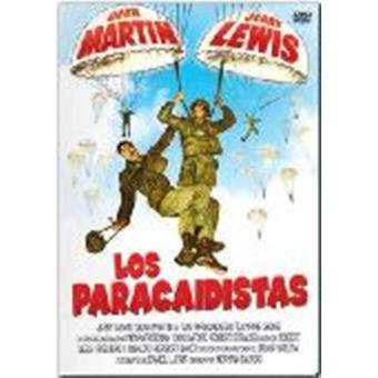 Los paracaidistas - DVD