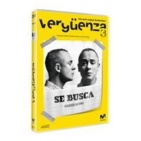 Vergüenza Temporada 3 - DVD