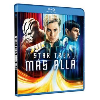 Star TrekStar Trek: Más allá - Blu-Ray
