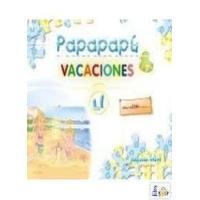Vacaciones Papapapu 4 años