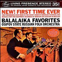 Balalaika Favorites - Vinilo