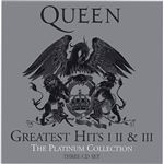 Greatest Hits I, II & III: The Platinum Collection - 3 CDs