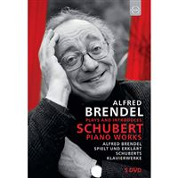 Alfred Brendel Plays and Introduces Schubert - 5 DVD