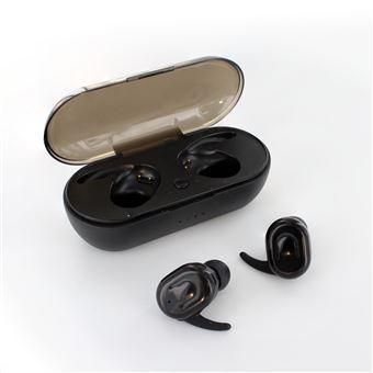 Auriculares Bluetooth Metronics Moov True Wireless Negro
