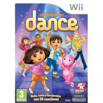 Nickelodeon Dance Wii Para Los Mejores Videojuegos Fnac