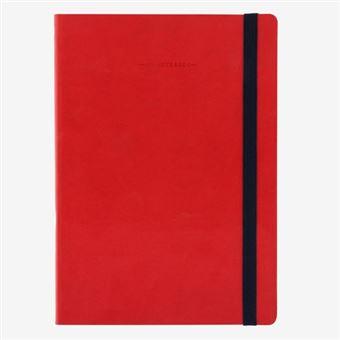 Libreta Legami My notebook Medium Lisa Rojo