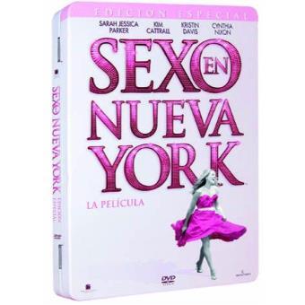 Sexo en Nueva York Versión extendida - Ed Especial Steelbook DVD