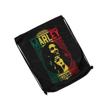 Mochila saco Bob Marley Roots Rock