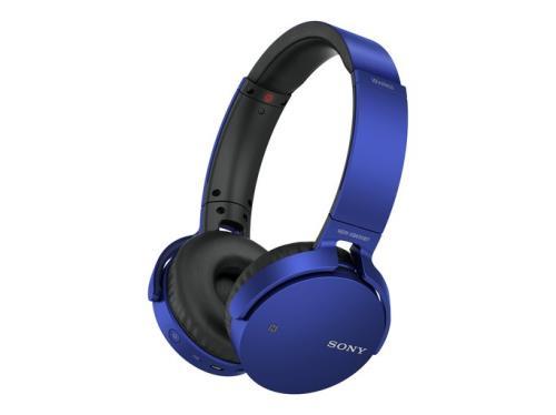 Auriculares Bluetooth Sony MDRXB650BTL Azul