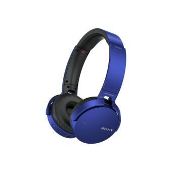 Auriculares Bluetooth Sony MDR-XB650BTL Azul