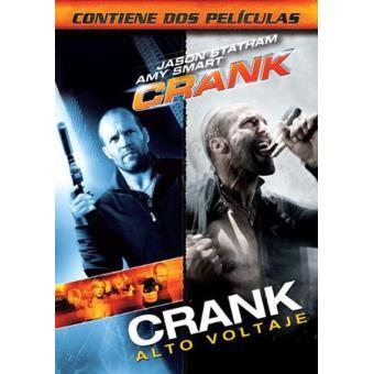 Pack Crank: Veneno en la sangre + Crank 2: Alto voltaje - DVD