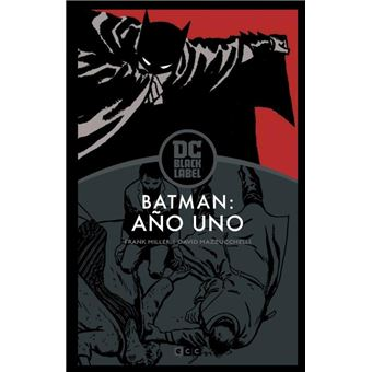 Batman: Año Uno - Ed DC Black Label