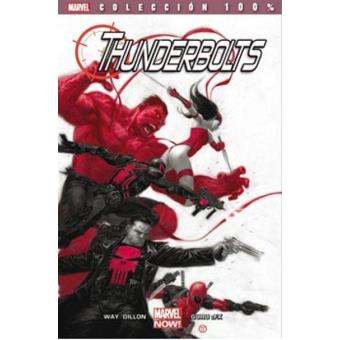 Thunderbolts 1. Sin cuartel. 100% Marvel