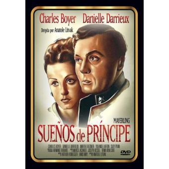 Sueños de príncipe - DVD