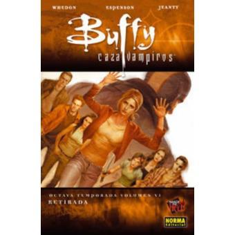 Buffy Cazavampiros 8ª Temporada nº 06: Retirada