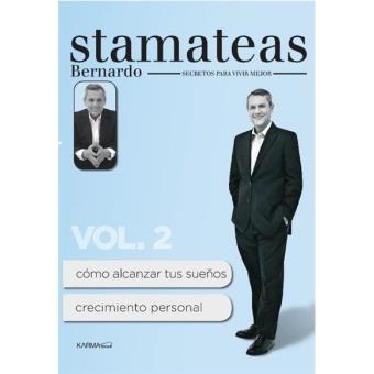 Bernardo Stamateas. Secretos para Vivir Mejor Vol.2 - DVD