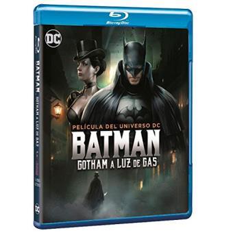 Batman: Gotham a luz de gas - Blu-Ray