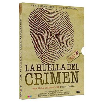 La huella del crimen - Serie Completa - DVD