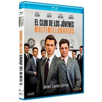 El club de los jóvenes millonarios - Blu-Ray